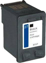 black cartridge